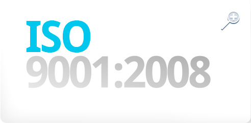 RESA BCN - Certificado: ISO 9001:2008