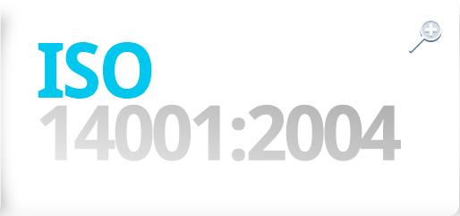 RESA BCN - Certificado: ISO 14001:2004